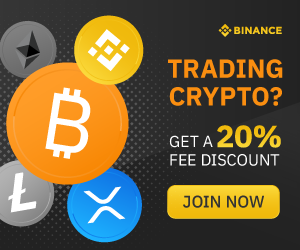 Binance 20% Discount Referral