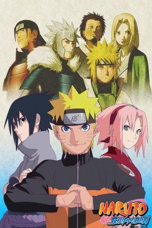 Naruto Shippuuden Poster