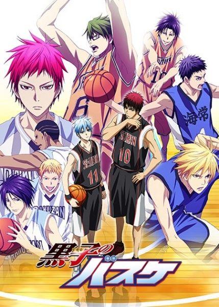 Kuroko no Basket (Season 3) Poster