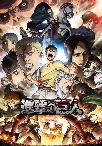 Shingeki no Kyojin (Season 2)