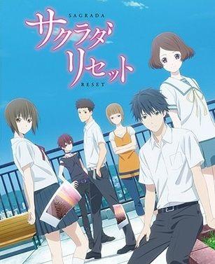 Sakurada Reset Poster