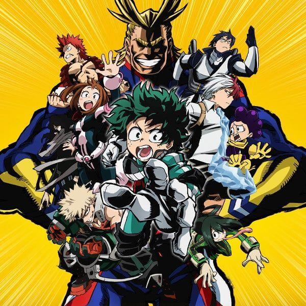 Boku no Hero Academia Poster