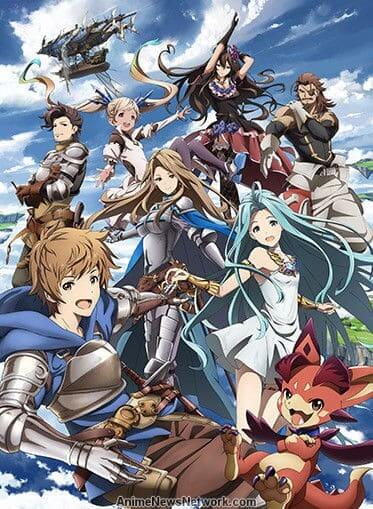 Granblue Fantasy The Animation Poster