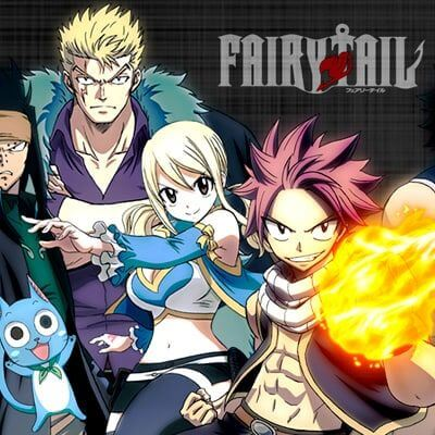 Fairy Tail (Season 2) Poster