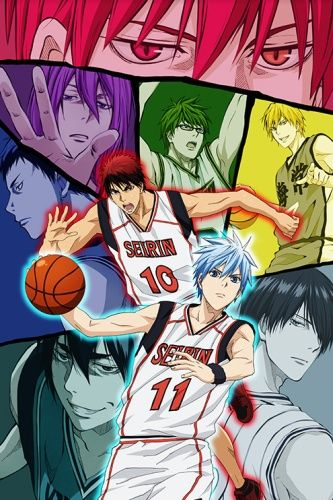 Kuroko no Basket (Season 2) Poster