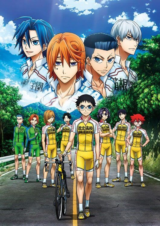 Yowamushi Pedal New Generation