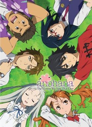 AnoHana Poster