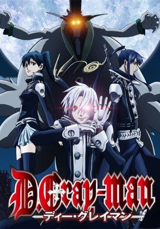 D.Gray-man Poster