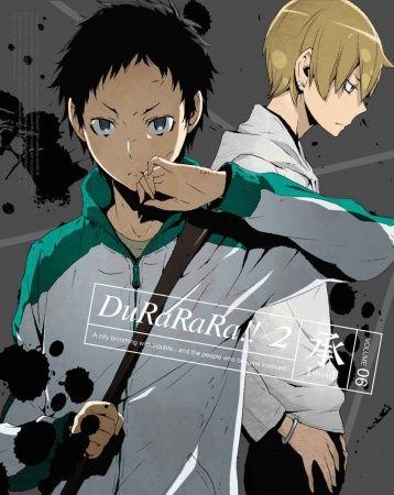 Durarara!!x2 Shou (Season 2)