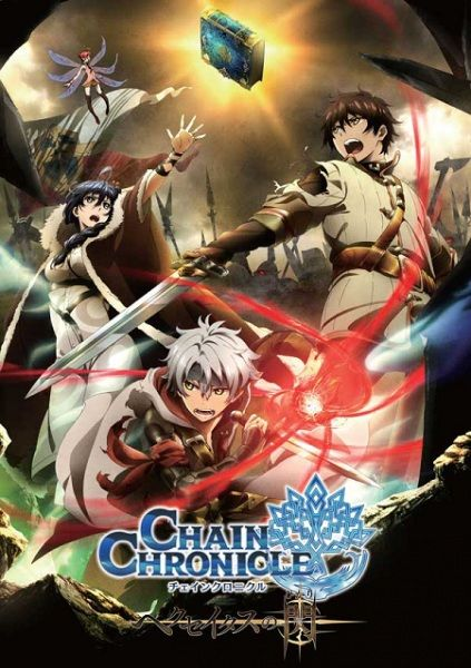 Chain Chronicle: Haecceitas no Hikari Poster