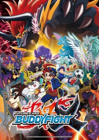 Future Card Buddyfight Battsu Poster