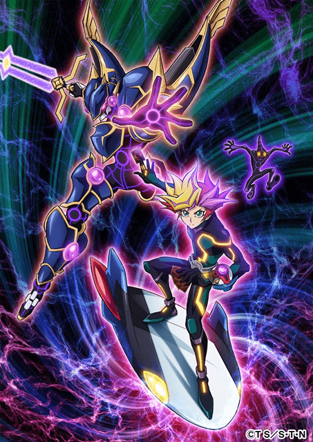 Yu-Gi-Oh! VRAINS Poster