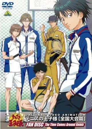 Prince of Tennis: The National Tournament Finals Poster