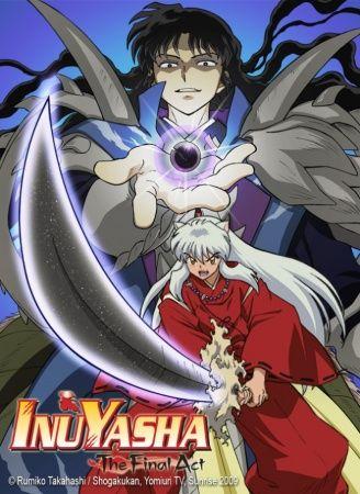 InuYasha: Kanketsu-hen Poster