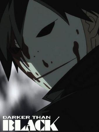 Darker than Black: Kuro no Keiyakusha Poster