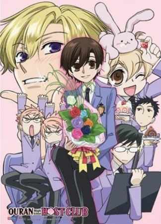 Where can i download ouran high school host club episodes for free.