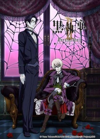 Kuroshitsuji (Season 2) Poster