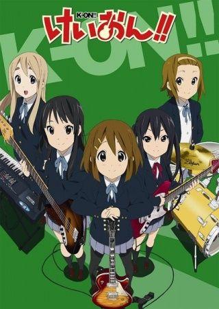 K-On!! (Season 2) Poster