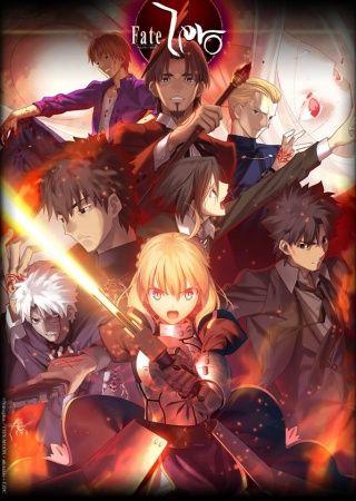 Fate/Zero (Season 2) Poster