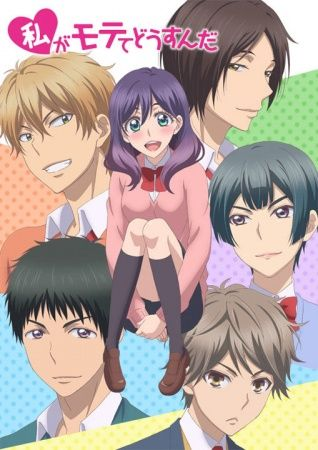 Watashi ga Motete Dousunda Poster