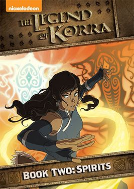 The Legend of Korra (Season 2) Poster