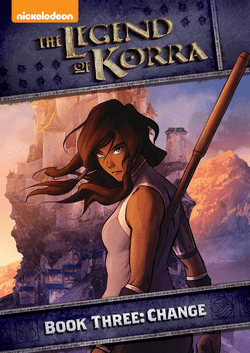 The Legend of Korra (Season 3) Poster