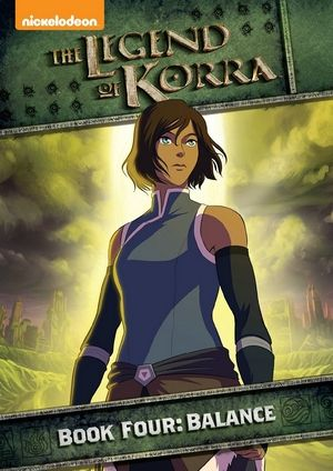 The Legend of Korra (Season 4) Poster