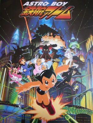 Astro Boy (2003) Poster