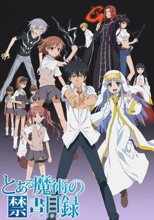 Toaru Majutsu no Index Poster