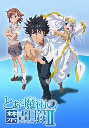 Toaru Majutsu no Index (Season 2)