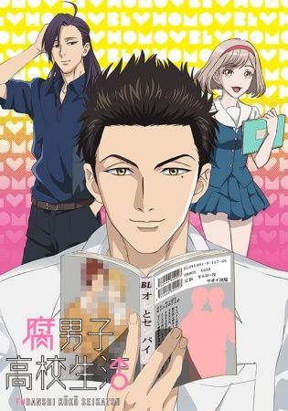 Fudanshi Koukou Seikatsu Poster