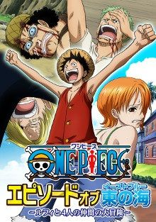 One Piece: Episode of East Blue Poster