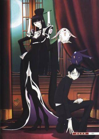 xxxHOLiC Movie: Manatsu no Yoru no Yume Poster