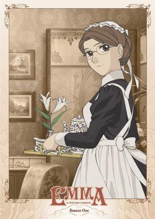 Eikoku Koi Monogatari Emma Poster