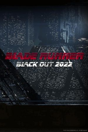 Blade Runner: Black Out 2022 Poster