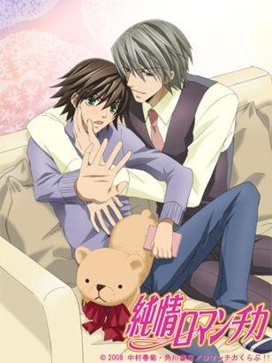 Junjou Romantica Poster
