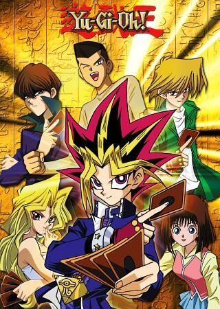 Yu-Gi-Oh! Duel Monsters Poster
