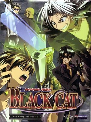 Black Cat Watch Anime Online English Subbed