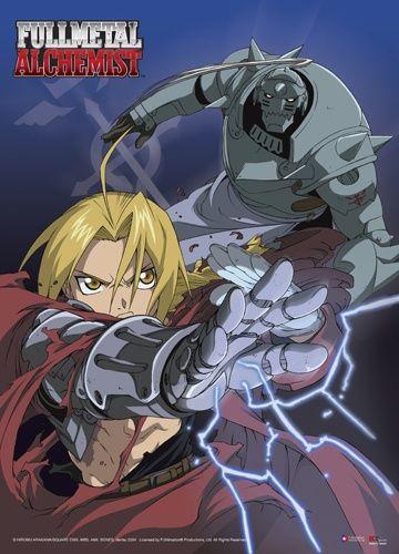 Fullmetal Alchemist: Reflections Poster