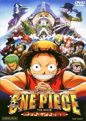 One Piece Movie 4: Dead End no Bouken Poster