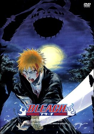 Bleach: Memories in the Rain Poster