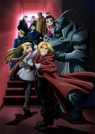 Fullmetal Alchemist: Brotherhood Specials Poster