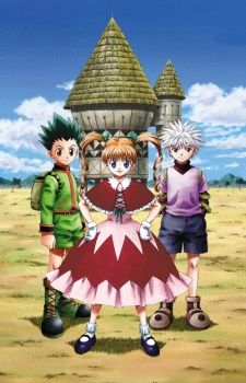 Hunter x Hunter: Greed Island Final Poster