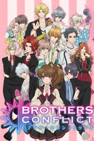 Brothers Conflict Poster