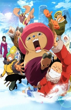 One Piece Movie 9: Episode of Chopper Plu Poster