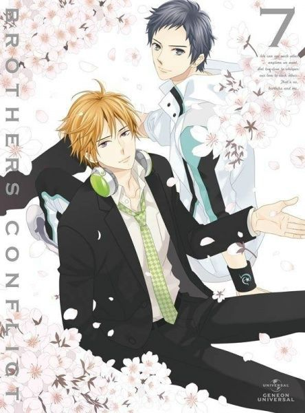 Brothers Conflict Special Poster