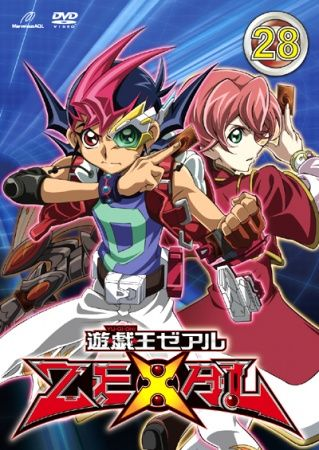 Yu-Gi-Oh! Zexal Second Poster