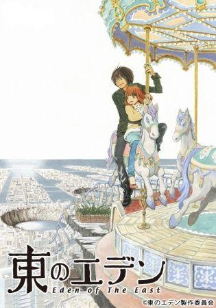 Higashi no Eden Poster