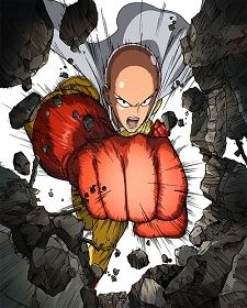 One Punch Man Specials Poster