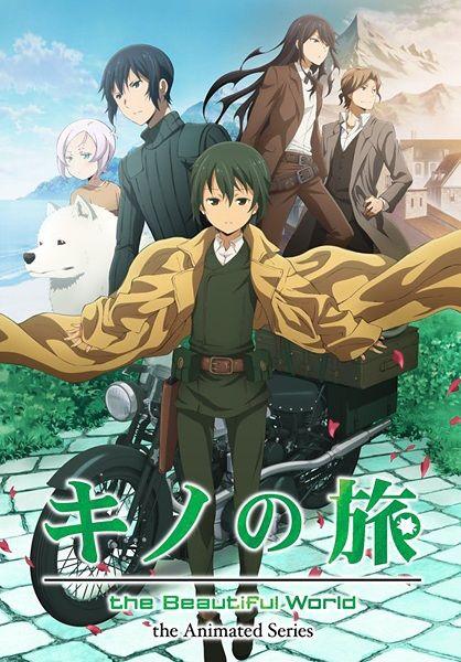 Kino no Tabi: The Beautiful World – The Animated Series Poster